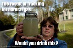 No Fracking!!