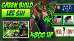Lee Sin Green Build Highlights | Crypter vs Lozo & FooMan (Brofresco Knock Back Team) https://www.youtube.com/watch?v=YSOJc7mVA74&t #games #LeagueOfLegends #esports #lol #riot #Worlds #gaming