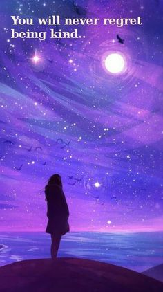 Supposed to Be a Wallpaper Fantasy Kunst, Fantasy Art, Anime Kunst, Anime Art, Galaxy Art, Anime Galaxy, Purple Aesthetic, Aesthetic Galaxy, Aesthetic Space