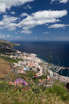 Santa Cruz de La Palma  \\ La Palma, Canary Islands, Spain.