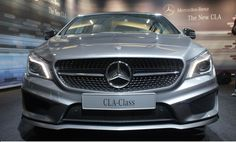 Mercedes-Benz CLA-Class Coupe Photo
