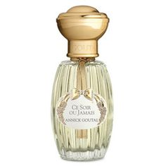 An inconceivably mysterious fragrance for women that is created around Annick Goutal's rose. Ce Soir Ou Jamais which means 'Tonight or Never' is an alluring floral blend that has been a darling for many since 1999. The fragrance has Annick Goutal's Turkish rose as the most dominant note wrapped within a blend of hibiscus, amber and ambrette.