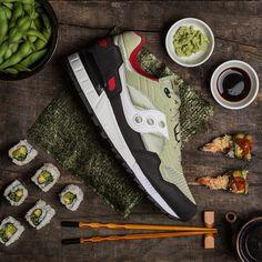 Saucony Originals – Sushi Pack