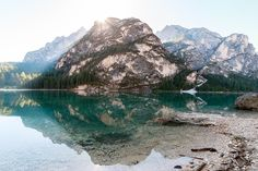 Lake, Alpine Lake, Water, Bergsee, Mountains, Nature, Italy, // Photography by eberhard grossgasteiger
