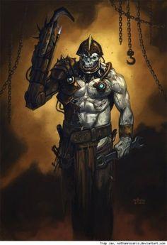 He-Man's Foes Redesigned as Horror Villains [Art]