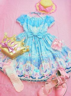 Angelic Pretty - Marine Kingdom
