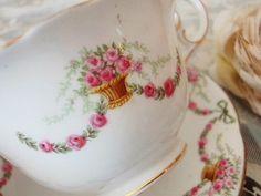 Lovely teacup!