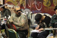 Milano Tattoo Convention 2013: le foto della 18ma edizione della kermesse