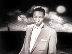 Nat King Cole - I've Grown Accustomed To Her Face (1957)  #natkingcole