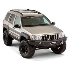 Bushwacker® - Cut-Out™ Fender Flares