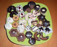 Několik receptů z mého vánočního cukroví 2012