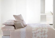 Vera Wang Basketweave Texture Duvet Cover #BeddingStyle