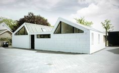 EQUITONE facade materials. Osteopathic practice in Rosendaal (NL). arch: Zone Zuid. www.equitone.com