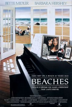 Ok, Beaches is in the top 3 of my favorite movies. I cry every single time...it never fails.