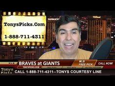 Atlanta Braves vs. San Francisco Giants MLB Betting Line Odds Pick Predi...
