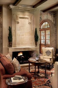 Rivercrest  - Living Room