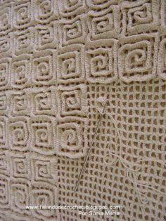 almofadas de croche no flickr - Pesquisa Google: