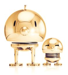 Hoptimist Bumble and Baby Bimble in 24k gold. Product photography by Lars Brandt Stisen, MADDOCMAN Berlin #hoptimist #bumble #bimble #stisen #gold #guld #24k #berlin #studio