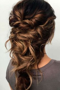 timeless twisted updo bridal wedding hairstyle ideas | hairstyles ...