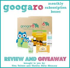 viva veltoro: Love surprises? Check out Googaro and enter to win a month's subscription box! #FALLingForBaby