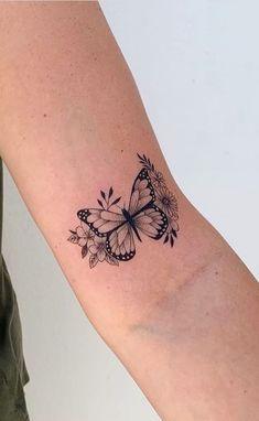 45 wonderful butterfly tattoo ideas for tattoo lovers - page 31 of 99 . - 45 wonderful butterfly tattoo ideas for tattoo lovers – Page 31 of 99 – CoCohots – 45 wonderf - Mini Tattoos, Dainty Tattoos, Unique Tattoos, Beautiful Tattoos, Body Art Tattoos, Small Tattoos, Hot Tattoos, Awesome Tattoos, Tattoo Drawings