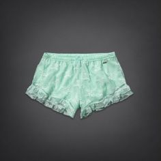 Bettys Gilly Hicks Sleep Shorts | Bettys Sleep | HollisterCo.com
