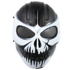 Llévalo por solo $78,000.Zujizhe ZJZ02 táctico de cara completa de la máscara del cráneo por CS.