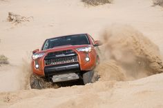 Toyota getting down and dirty with new TRD Pro Series trucks Toyota Trd Pro, 2015 Toyota 4runner, 2015 Toyota Tacoma, Toyota 4runner Trd, Toyota Trucks, Ford Trucks, Tundra Trd Pro, Chicago Auto Show, Toyota Dealers