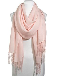 Super-soft cashmere blend wrap #ValentinesDay #giftguide
