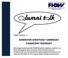 FHDW - und dann? Der Alumni Talk... Ehemalige Studierende der FHDW Bergisch Gladbach erzählen von Ihrem Werdegang, Ihren aktuellen Jobs und Unternehmen. Profitieren Sie aus den beruflichen Lebenswegen der Alumnis und gewinnen Sie Ideen für Ihre eigenen Entwicklungsmöglichkeiten.