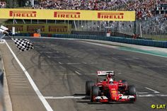 Paul English Formula 1: Vettel wins incident packed race in Hungary