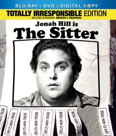 The Sitter,,,very funny!