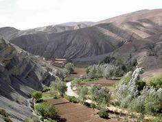 Vallées alentour | Riad Sawadi - Maroc
