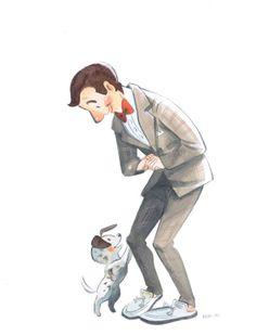 Pee Wee & Speck