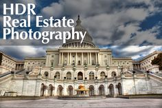 HDR real estate photography tutorial showcasing different processing methods photographers can use to capture exteriors and interiors of homes.