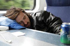 Eoin Macken asleep