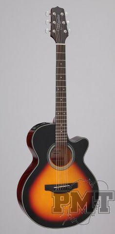 Takamine // Takamine GF15CE Electro Acoustic Guitar Brown Sunburst - £229.00
