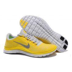 Nike Cortez Gelb