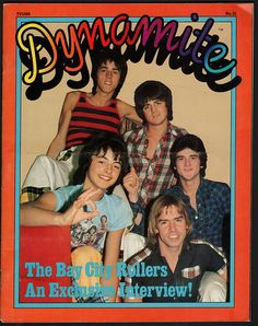 The Bay City Rollers...totally rad!