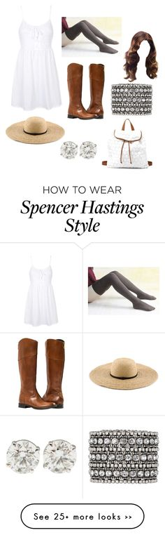 """""""Pll Spencer Hastings pt. 2"""" by myfashioniq on Polyvore"""