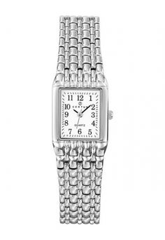 Certus 633190 női karóra Bracelet Watch, Watches, Bracelets, Silver, Accessories, Fashion, Wristwatches, Moda, Fashion Styles