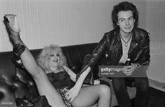 Sid Vicious + Nancy