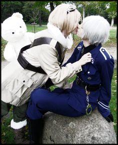 Prussia x Canada APH