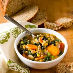 The perfect fall vegetarian stew!
