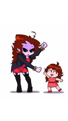 Anime Fnaf, Kawaii Anime, Disney Characters As Humans, Chibi, Mlp Fan Art, Happy Tree Friends, Fright Night, Some Funny Videos, Character Drawing