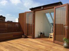 Terrace, Garage Doors, Outdoor Decor, Room, Furniture, Home Decor, Balcony, Bedroom, Decoration Home
