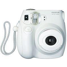 Fujifilm 15834705 Instax Mini 7S EX WT Sofortbildkamera (62 x 46mm)
