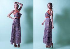 Viernes de new arrivals!!!!  modelo ANP1330AN  maxi dress #outfit #colección P/V 2014 info en whatssapp 3318724174, 3338081287 o correo electrónico ventas@anaperez.com.mx
