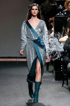 Isabel Nuñez FW 2018/2019 Mercedes-Benz Fashion Week Madrid