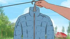 How to Clean a Down Jacket? Athletic, Youtube, Jackets, Diy, Down Jackets, Athlete, Bricolage, Deporte, Jacket